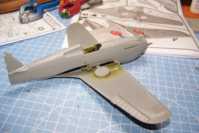 Curtiss H81A1(P40A)   Airfix 1/48 Fini 100_5117