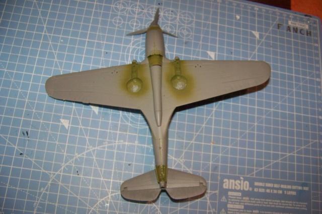 Curtiss H81A1(P40A)   Airfix 1/48 Fini 100_5120