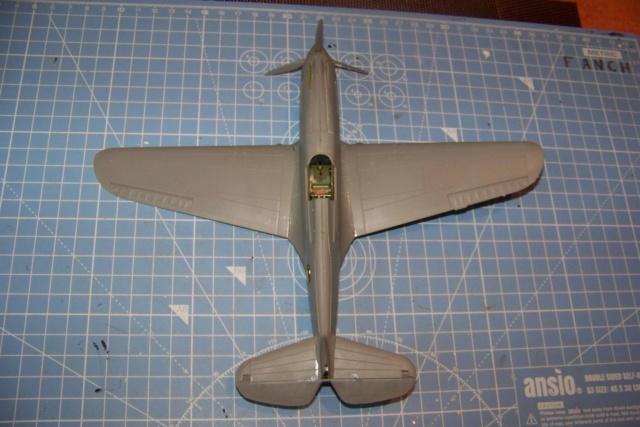 Curtiss H81A1(P40A)   Airfix 1/48 Fini 100_5121