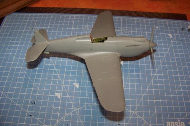 Curtiss H81A1(P40A)   Airfix 1/48 Fini 100_5122