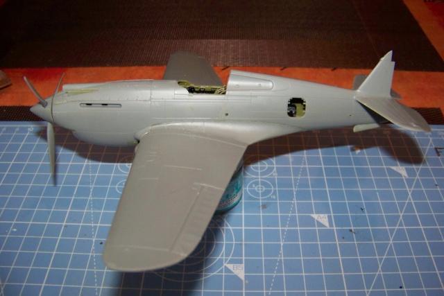 Curtiss H81A1(P40A)   Airfix 1/48 Fini 100_5124