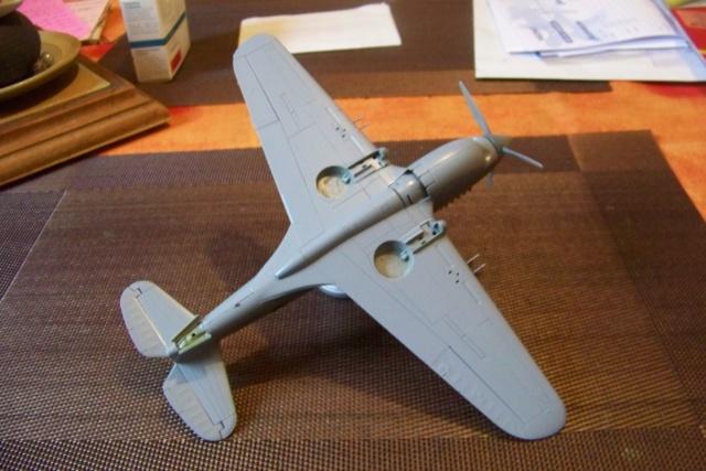 Curtiss H81A1(P40A)   Airfix 1/48 Fini - Page 2 100_5134