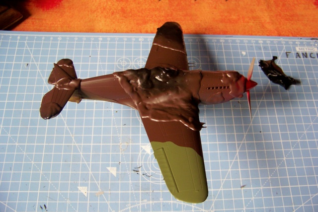 Curtiss H81A1(P40A)   Airfix 1/48 Fini - Page 2 100_5149