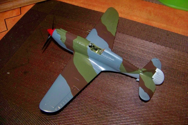 Curtiss H81A1(P40A)   Airfix 1/48 Fini - Page 2 100_5156
