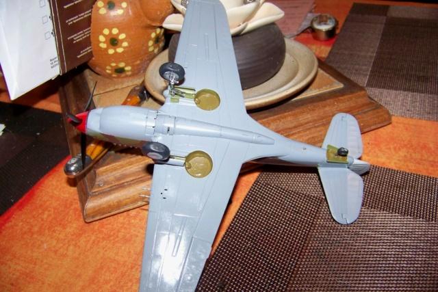 Curtiss H81A1(P40A)   Airfix 1/48 Fini - Page 2 100_5158