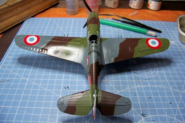 Curtiss H81A1(P40A)   Airfix 1/48 Fini - Page 3 100_5188