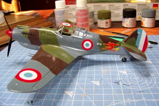 Curtiss H81A1(P40A)   Airfix 1/48 Fini - Page 3 100_5189