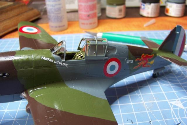 Curtiss H81A1(P40A)   Airfix 1/48 Fini - Page 3 100_5190