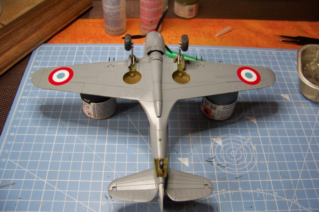Curtiss H81A1(P40A)   Airfix 1/48 Fini - Page 3 100_5191
