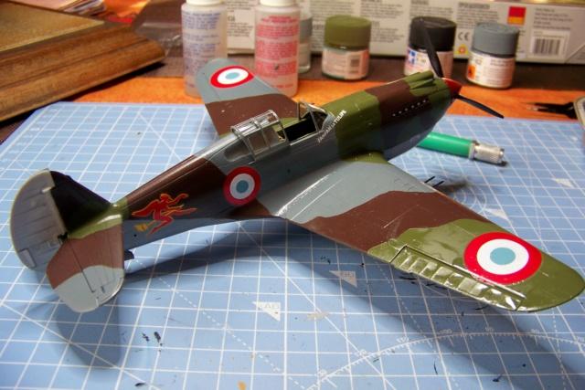 Curtiss H81A1(P40A)   Airfix 1/48 Fini - Page 3 100_5193