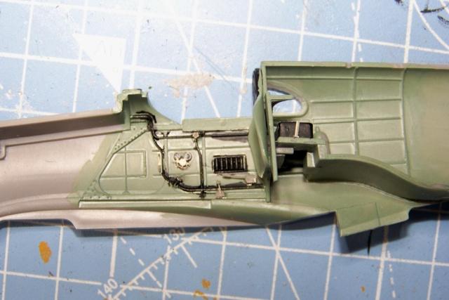 Лавочкин-Горбунов-Гудков ЛаГГ-3 ICM 1/48 ( LaGG-3 )Fini 100_5212