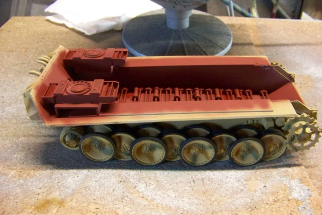 SdKfz 173:654th. Schwere Panzerjäger Abteilung   Normandie Juillet 1944 ( fertig ) 100_5253