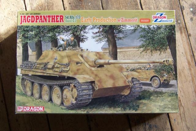 SdKfz 173:654th. Schwere Panzerjäger Abteilung   Normandie Juillet 1944 ( fertig ) 100_5254