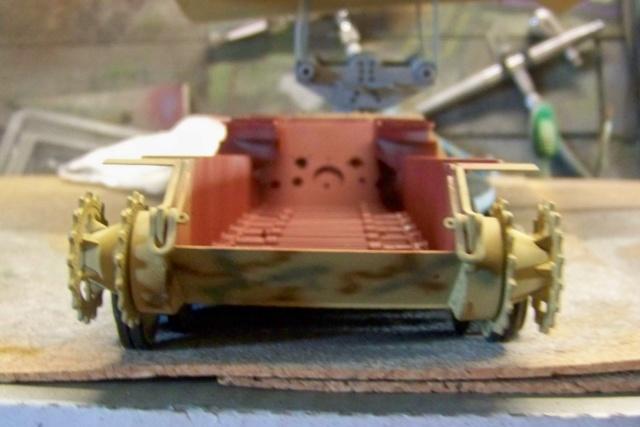 SdKfz 173:654th. Schwere Panzerjäger Abteilung   Normandie Juillet 1944 ( fertig ) 100_5255