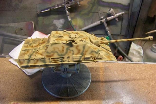 SdKfz 173:654th. Schwere Panzerjäger Abteilung   Normandie Juillet 1944 ( fertig ) 100_5256