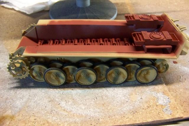 SdKfz 173:654th. Schwere Panzerjäger Abteilung   Normandie Juillet 1944 ( fertig ) 100_5257