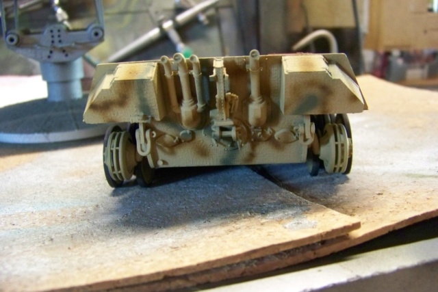 SdKfz 173:654th. Schwere Panzerjäger Abteilung   Normandie Juillet 1944 ( fertig ) 100_5258