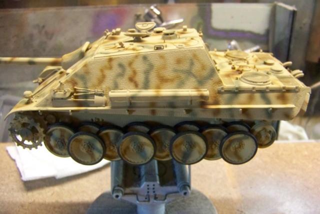 SdKfz 173:654th. Schwere Panzerjäger Abteilung   Normandie Juillet 1944 ( fertig ) 100_5261