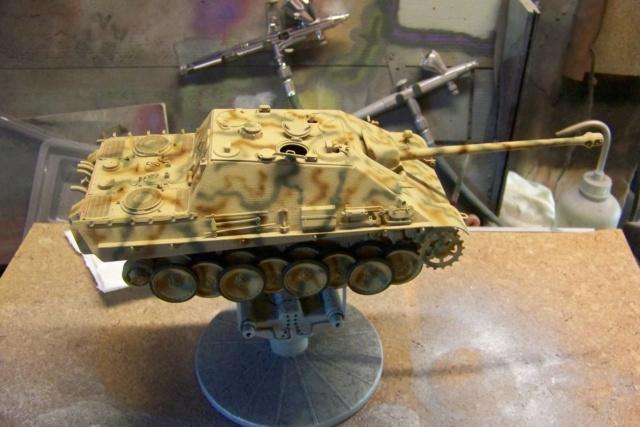 SdKfz 173:654th. Schwere Panzerjäger Abteilung   Normandie Juillet 1944 ( fertig ) 100_5263
