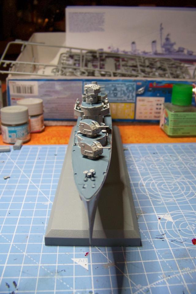 USS Murphy DD603 (Dragon 1/350 USS Laffey Classe Benson) 100_5349