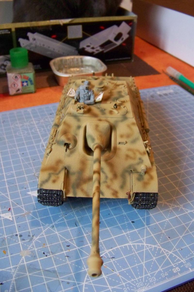 SdKfz 173:654th. Schwere Panzerjäger Abteilung   Normandie Juillet 1944 ( fertig ) 100_5351