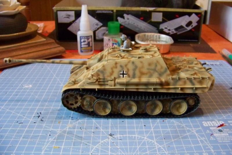 SdKfz 173:654th. Schwere Panzerjäger Abteilung   Normandie Juillet 1944 ( fertig ) 100_5355