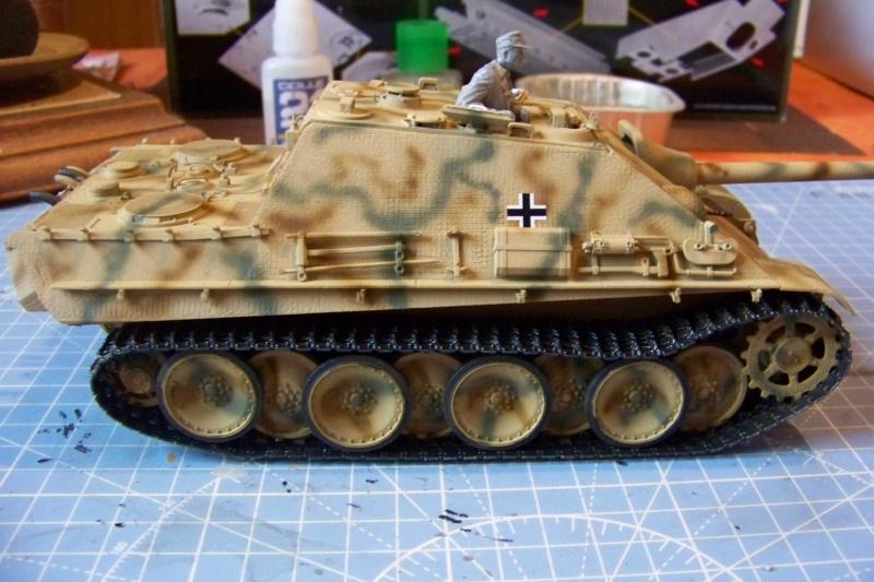 SdKfz 173:654th. Schwere Panzerjäger Abteilung   Normandie Juillet 1944 ( fertig ) 100_5356