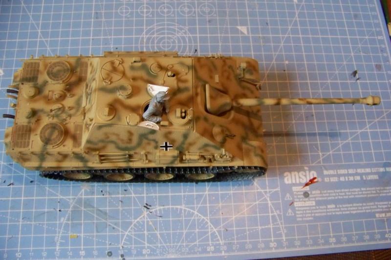 SdKfz 173:654th. Schwere Panzerjäger Abteilung   Normandie Juillet 1944 ( fertig ) 100_5357