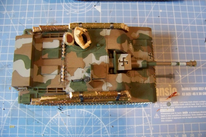 Stug III G,Viking  (Tamiya 1/35)(päättynyt) - Page 2 100_5362