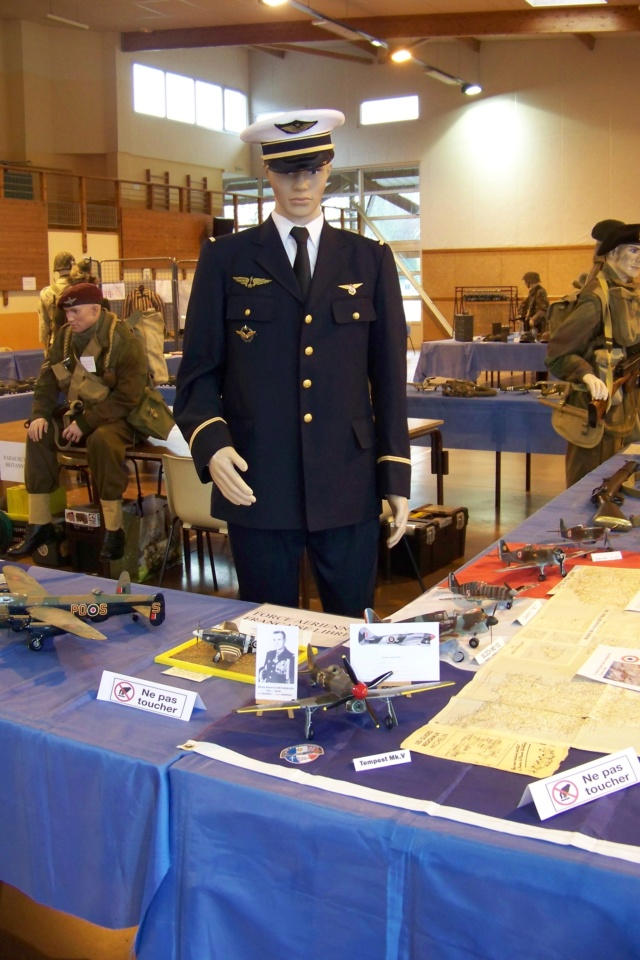 Crulai Expo 75éme anniversaire D-Day (même avant)à la libération 04/04 au 07/04/2019 100_5424