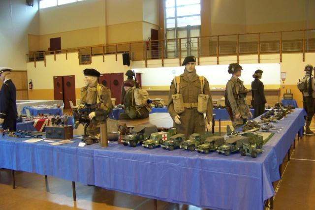 Crulai Expo 75éme anniversaire D-Day (même avant)à la libération 04/04 au 07/04/2019 100_5428