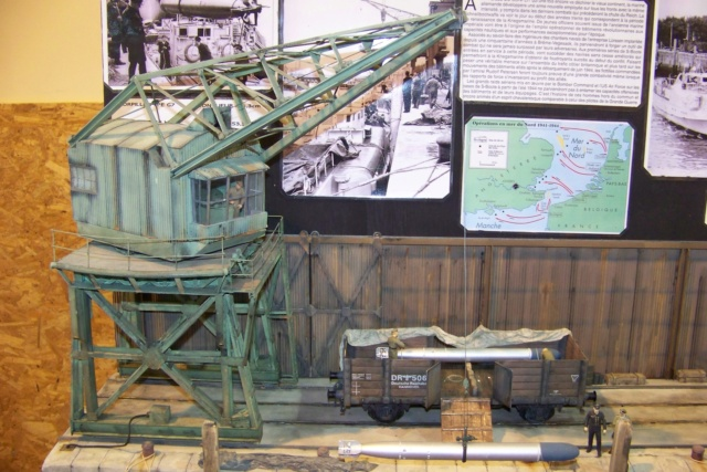 Crulai Expo 75éme anniversaire D-Day (même avant)à la libération 04/04 au 07/04/2019 100_5472