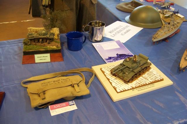 Crulai Expo 75éme anniversaire D-Day (même avant)à la libération 04/04 au 07/04/2019 100_5511