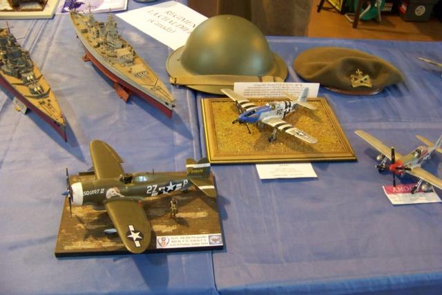 Crulai Expo 75éme anniversaire D-Day (même avant)à la libération 04/04 au 07/04/2019 100_5516