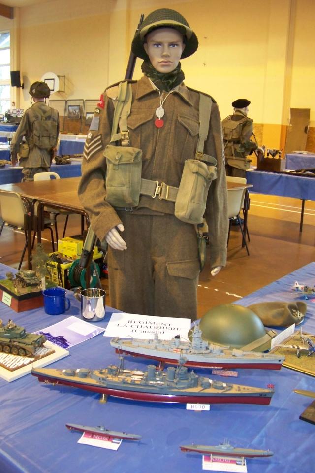 Crulai Expo 75éme anniversaire D-Day (même avant)à la libération 04/04 au 07/04/2019 100_5518