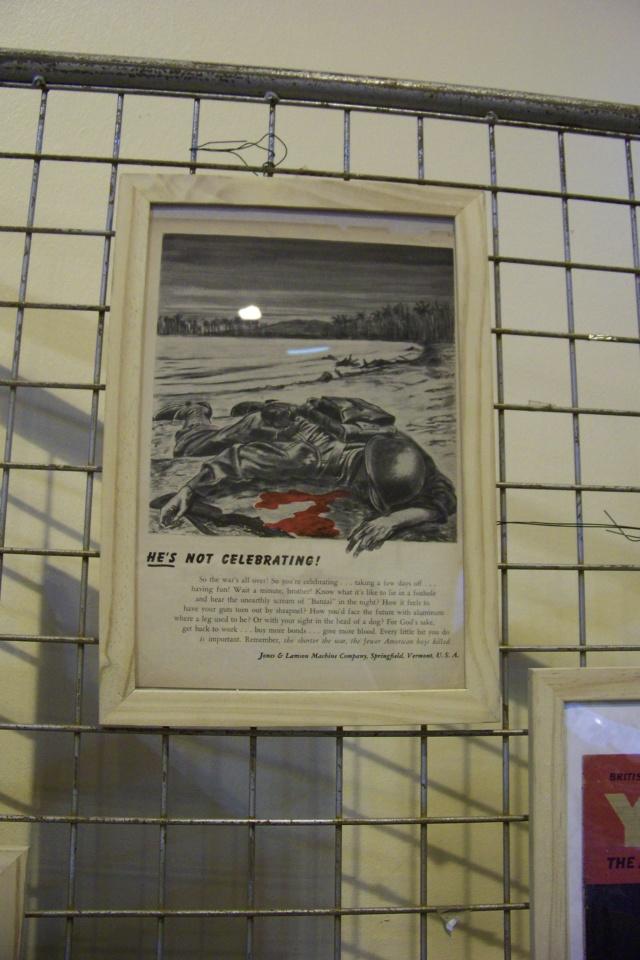 Crulai Expo 75éme anniversaire D-Day (même avant)à la libération 04/04 au 07/04/2019 100_5577