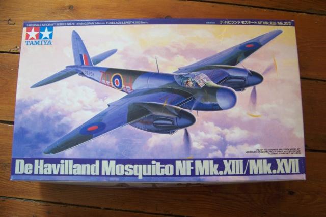 "DH 98 ""Mossie"" NF MK XIII 1/48  "" FINI ! "" 100_5617"
