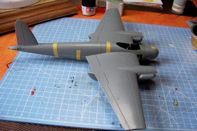 "DH 98 ""Mossie"" NF MK XIII 1/48  "" FINI ! "" 100_5625"