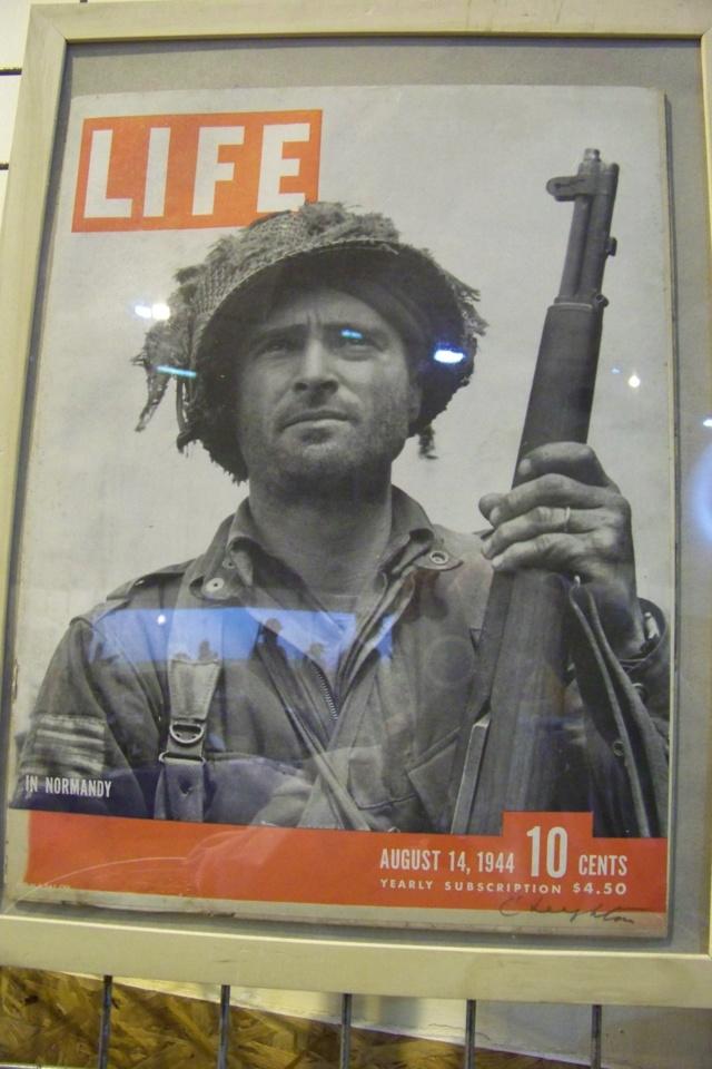 Crulai Expo 75éme anniversaire D-Day (même avant)à la libération 04/04 au 07/04/2019 100_5628