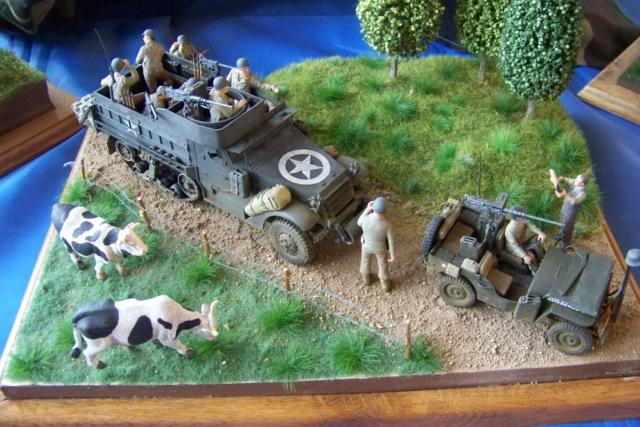 Crulai Expo 75éme anniversaire D-Day (même avant)à la libération 04/04 au 07/04/2019 100_5640