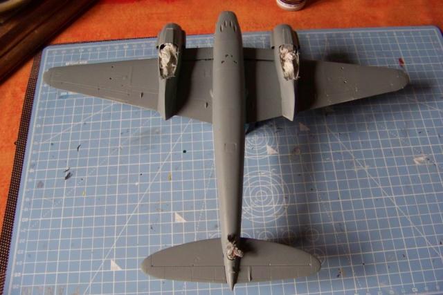 "DH 98 ""Mossie"" NF MK XIII 1/48  "" FINI ! "" 100_5657"