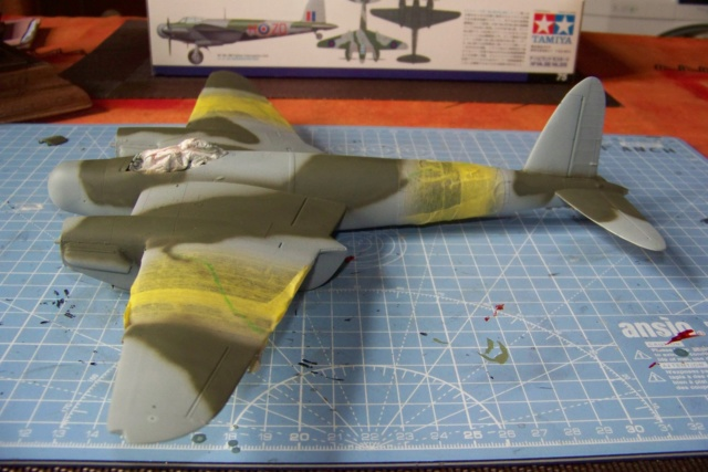 "DH 98 ""Mossie"" NF MK XIII 1/48  "" FINI ! "" - Page 2 100_5663"