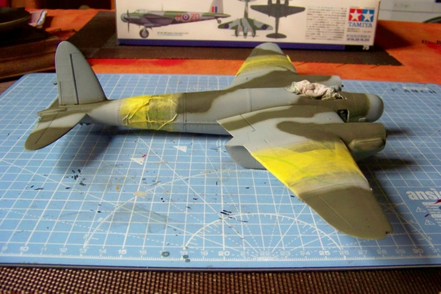 "DH 98 ""Mossie"" NF MK XIII 1/48  "" FINI ! "" - Page 2 100_5665"