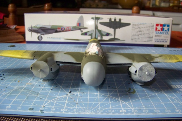 "DH 98 ""Mossie"" NF MK XIII 1/48  "" FINI ! "" - Page 2 100_5666"