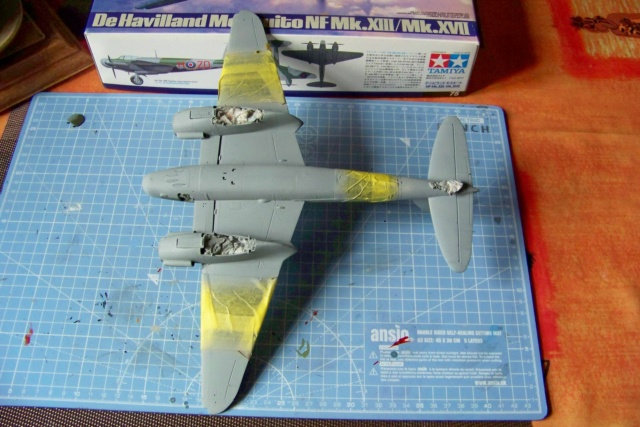 "DH 98 ""Mossie"" NF MK XIII 1/48  "" FINI ! "" - Page 2 100_5667"