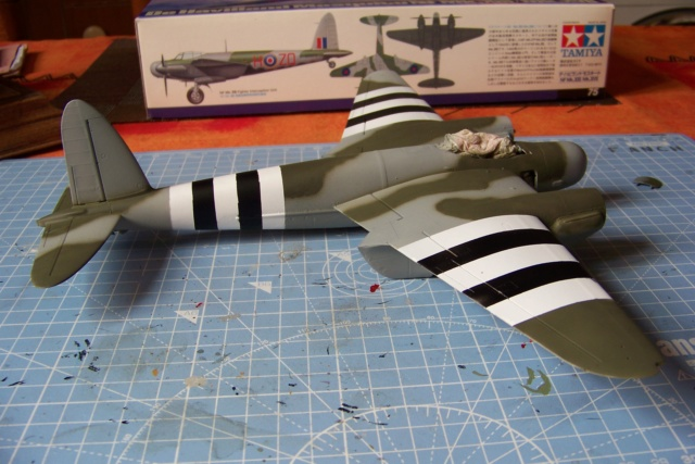 "DH 98 ""Mossie"" NF MK XIII 1/48  "" FINI ! "" - Page 2 100_5669"