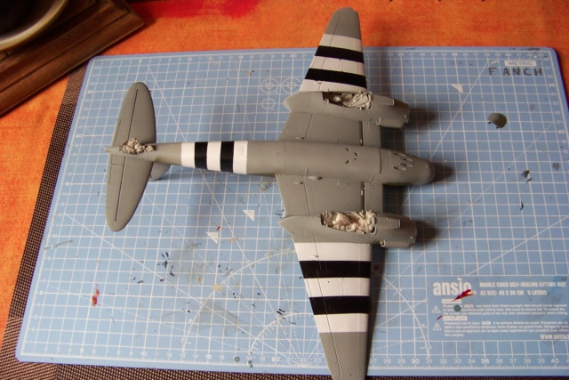 "DH 98 ""Mossie"" NF MK XIII 1/48  "" FINI ! "" - Page 2 100_5671"