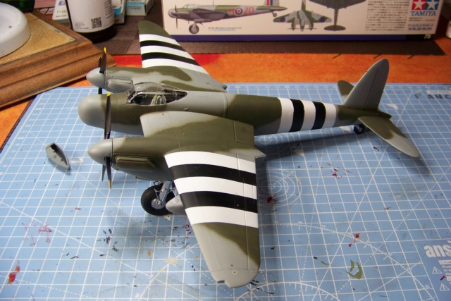 "DH 98 ""Mossie"" NF MK XIII 1/48  "" FINI ! "" - Page 2 100_5674"