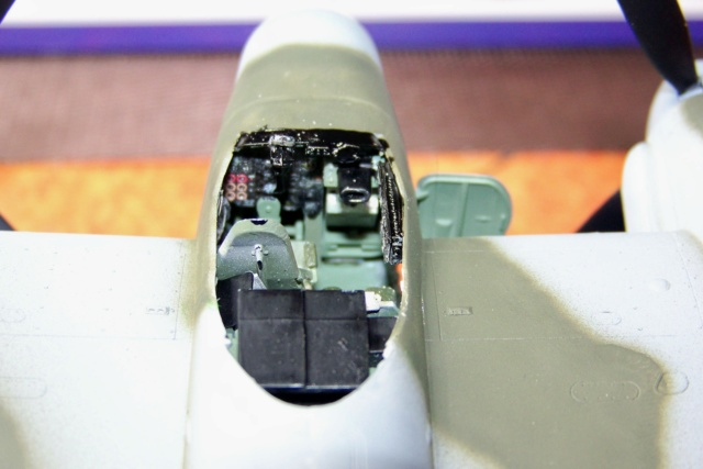 """DH 98 """"Mossie"""" NF MK XIII 1/48  """" FINI ! """" - Page 2 100_5676"""