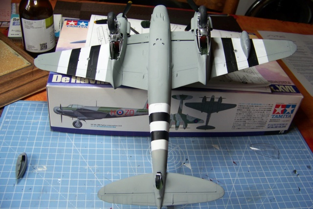 "DH 98 ""Mossie"" NF MK XIII 1/48  "" FINI ! "" - Page 2 100_5677"